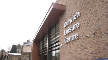 Dulwich leisure centre 1