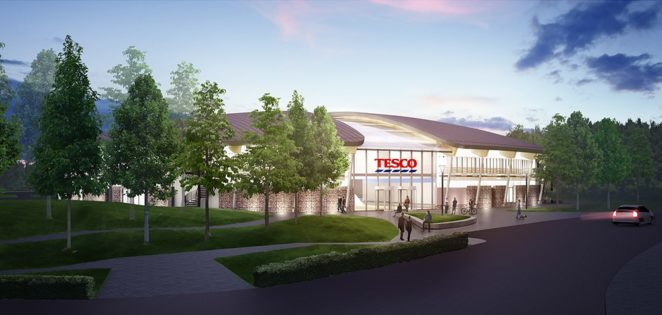 Tesco Project Heart Butler Young Group Ltd