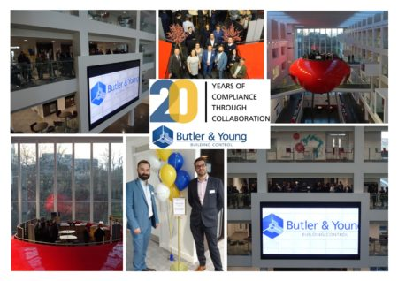 Butler & Young 20th Anniversary Event - Southampton