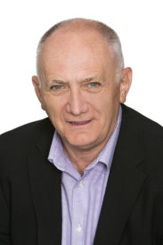 Geoff Elliman 2018