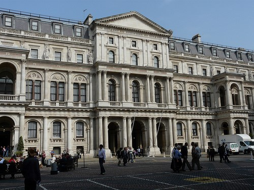 Foreign and Commonwealth Office, London