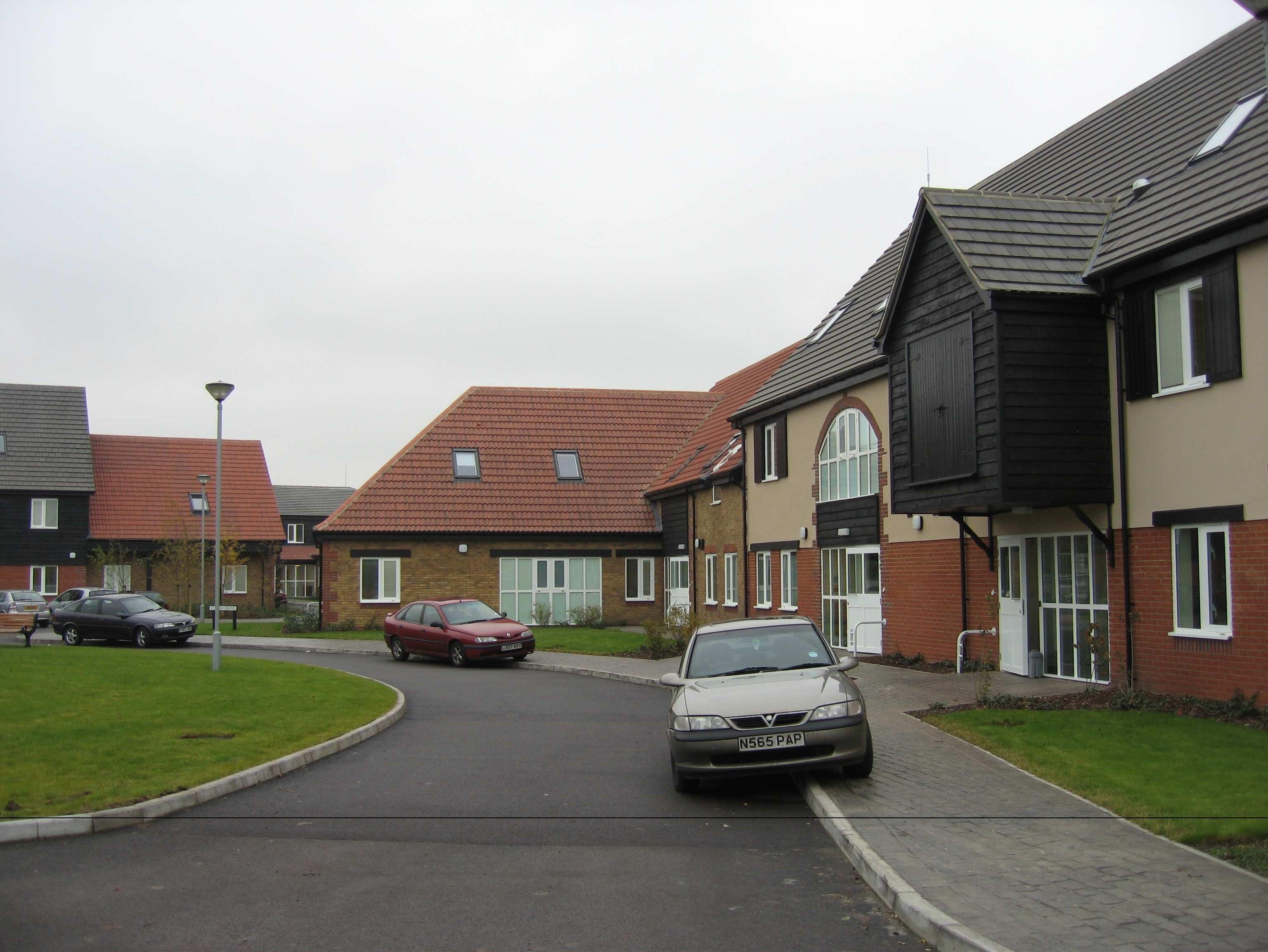Milton Park Hospital, Wyboston, Bedfordshire