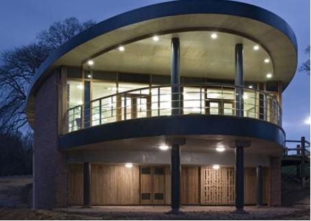 The Rolle Estate Office, Bicton, Devon