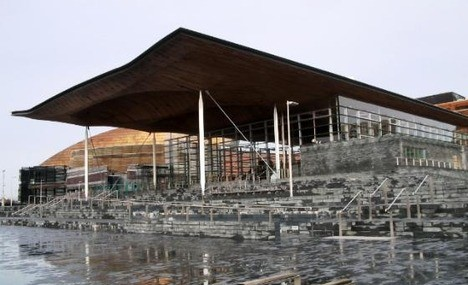 Welsh National Assembly Building, Cardiff