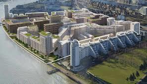 Royal Wharf Docklands London