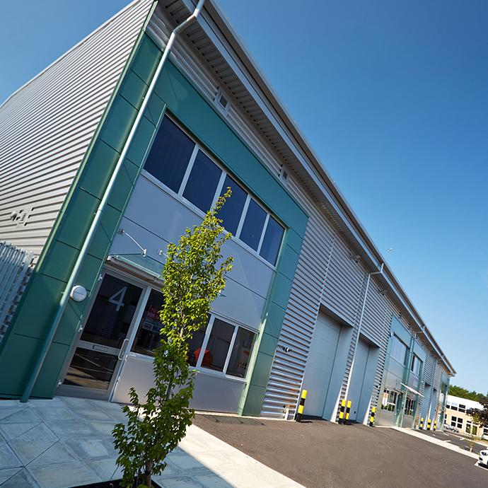 Trade City & Logistics City, West Thurrock