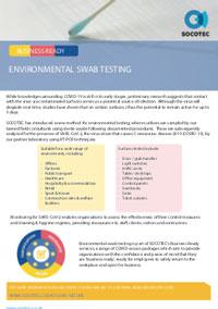 Swab-Testing